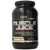 ULT. Muscle Juice Revolution 4.69 lbs - Cookies & Cream