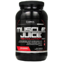 ULT. Muscle Juice Revolution 4.69 lbs - Strawberry
