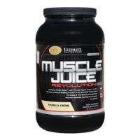 ULT. Muscle Juice Revolution 4.69 lbs - Vanilla Cream