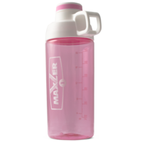 Maxler Shaker Essence 600 ml - White+Pink