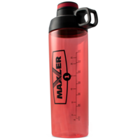 Maxler Shaker Essence 700 ml - Black+Red
