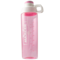 Maxler Shaker Essence 700 ml - White+Pink