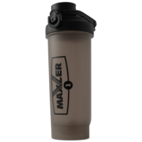 Maxler Shaker Pro W/Lock 700 ml - Black+Dark Grey