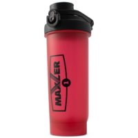 Maxler Shaker Pro W/Lock 700 ml - Black+Red