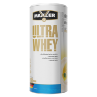 Maxler Ultra Whey 450 g (carton can) - Lemon Cheesecake