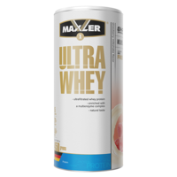 Maxler Ultra Whey 450 g (carton can) - Strawberry