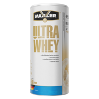 Maxler Ultra Whey 450 g (carton can) - Vanilla Ice Cream