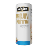 Maxler Vegan Protein 450 g (carton can) - Apple-Cinnamon