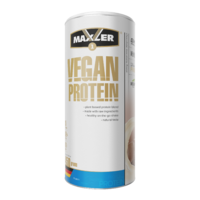 Maxler Vegan Protein 450 g (carton can) - Chocolate Macarons