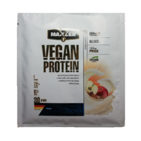 Maxler Vegan Protein 30 g - Apple-Cinnamon