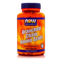 NOW. Branch-Chain Amino 240 caps 0054