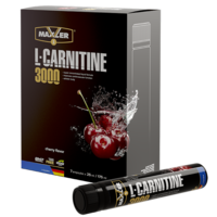 Maxler L-Carnitine 7x25 ml (3000 mg) - Cherry