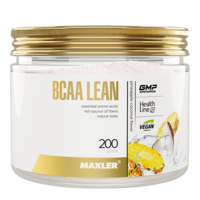 Maxler BCAA Lean (vegan BCAA/Fibers) 200 g - Pineapple Coconut