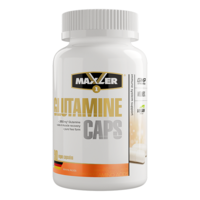 Maxler Glutamine 90 vegan caps (can)