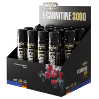 Maxler L-Carnitine 14x25 ml (3000 mg) - Blueberry-Raspberry