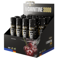 Maxler L-Carnitine 14x25 ml (3000 mg) - Cherry