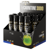 Maxler L-Carnitine 14x25 ml (3000 mg) - Green Apple