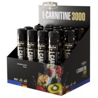Maxler L-Carnitine 14x25 ml (3000 mg) - Strawberry-Kiwi